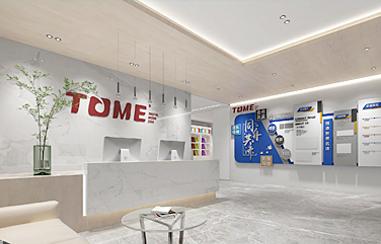 图美广告材料办公室装修设计